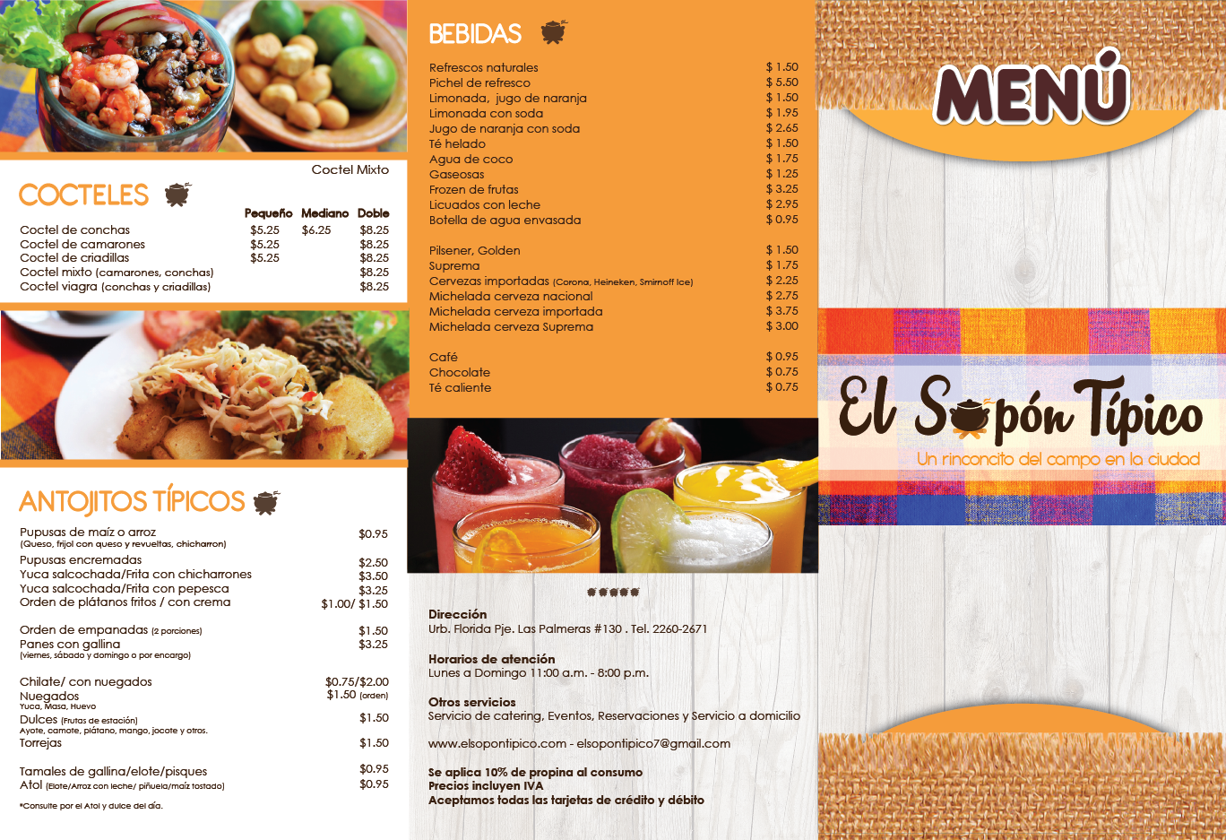 El menu y la comida pictures to pin on pinterest pinsdaddy for Menu comida